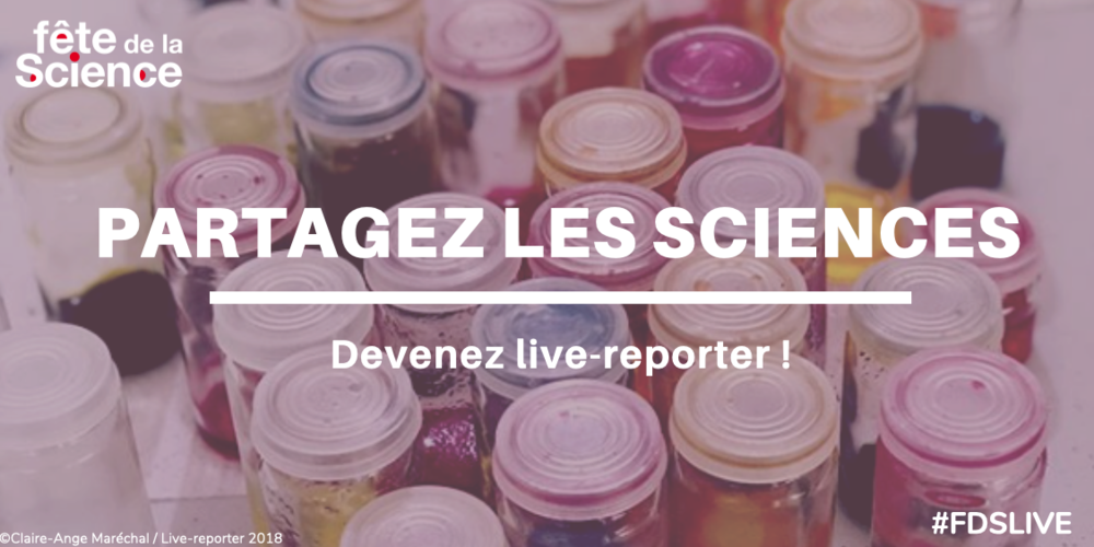 Concours live-reporter FdS 2019