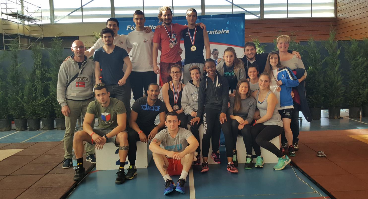 Championnats de France Universitaire