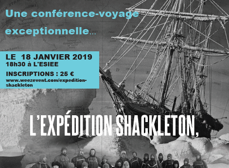 Expéditon Shackelton