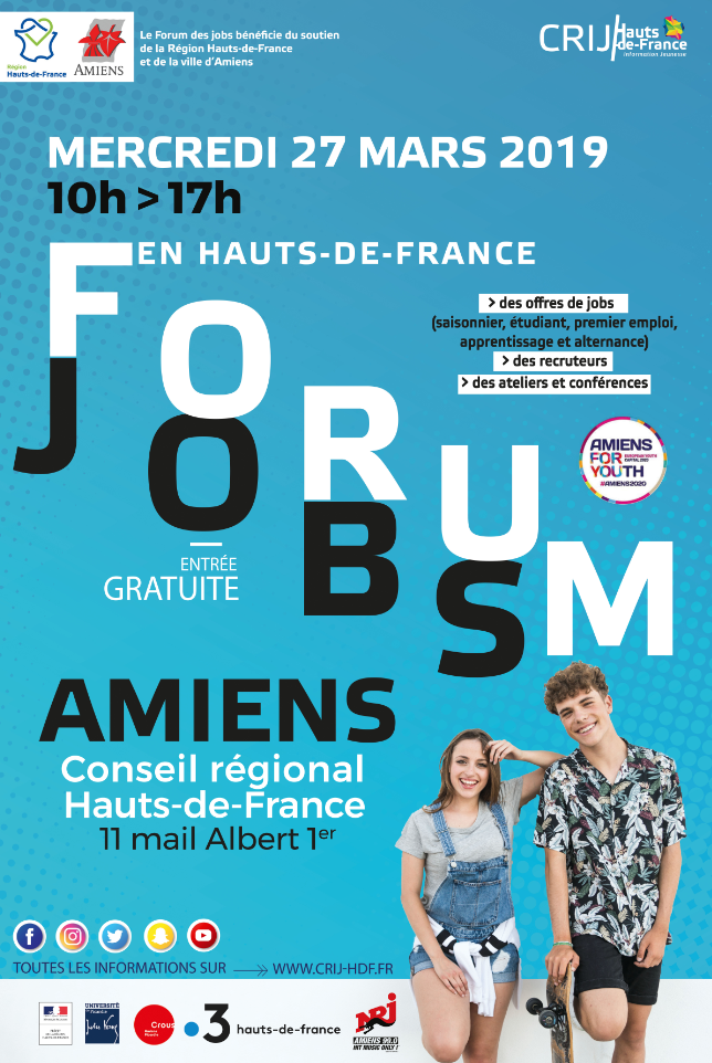 Forum des jobs