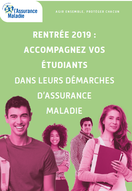 Brochure assurance Maladie