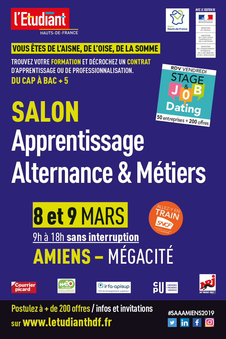 Salon de l'apprentissage et de l'alternance