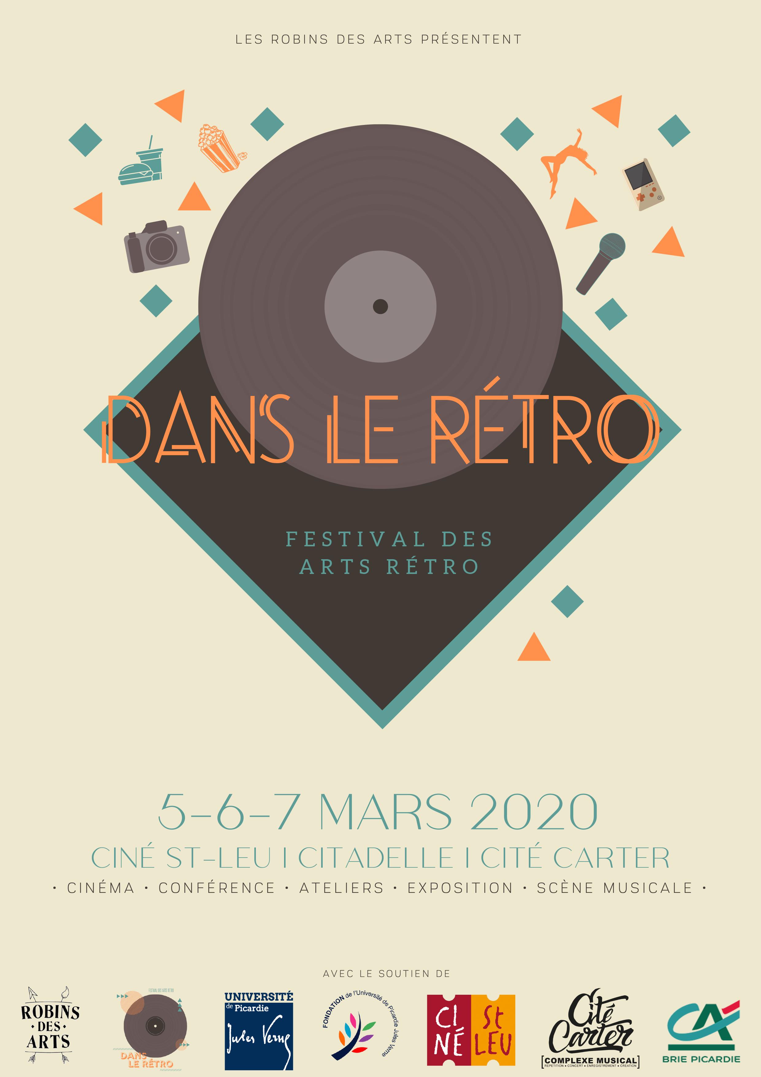 Festival des arts rétro