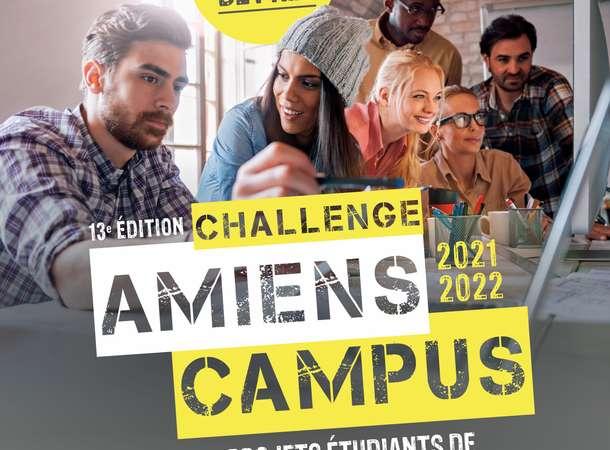 Challenge Amiens Campus : 13e édition