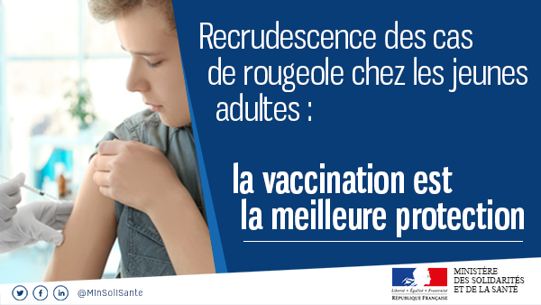 Rougeole (vaccination)
